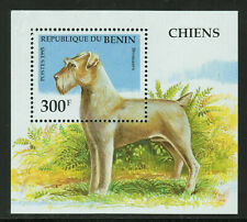 Benin - 1995 Dogs - Never Used