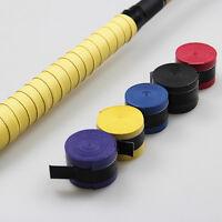 10X Griffband  Griffbänder Overgrip Tennis/Squash-Schläger/Badminton Overgr O1D7