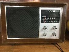 Vintage Nivico JVC 2 Band AM FM Stereo Radio Model 8800 Solid State Transistor