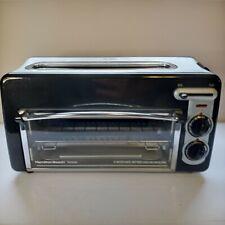 Hamilton Beach Toastation® 2 Slice Toaster and Countertop ToasterOven Pre-owned