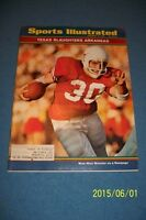 1970 Sports Illustrated TEXAS LONGHORNS vs ARKANSAS RAZORBACKS Woo Woo WORSTER