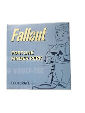 Fallout Fortune Finder Perk Loot Crate Figure