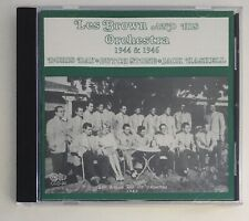LES BROWN and His Orchestra 1944 &1946 CD Doris Day Butch Stone Jack Haskell