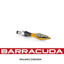 Barracuda - X-LED- Gold - LED Motorcycle Indicators - Suzuki GSX-S 750