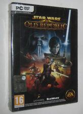 STAR WARS THE OLD REPUBLIC - PC DVD ROM - Edizione italiana --- SIGILLATO