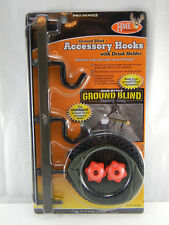 HME Products Ground Blind Accessory Hooks with Drink Holder GBAH-2 Pro Series Ne