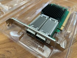 Mellanox / NVIDIA MCX516A-CCAT ConnectX-5 EN Dual Port 100GbE