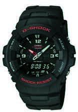 Casio G-shock hombres de Ana-digi Negro Reloj Correa Resina Sport 47.5Mm G100-1Bv