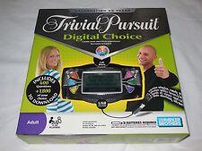 Trivial Pursuit Digital Choice Electronic  Board Game - NIOB