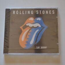 ROLLING STONES- Say ahhh! -1989 CD 17-TRACKS PROMO-ONLY SAMPLER NEW & SEALED !!!