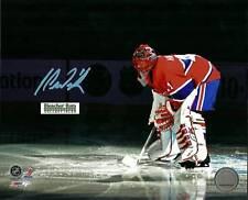 Montreal Canadiens Photo Auto Jaroslav Halak 8x10 NHL