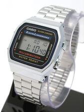CASIO Digital Classic  Chronograph A168W Illuminator A168 A-168