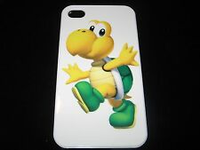 Super Mario Hard Cover Case for iPhone 4  4s New  Mario's Koopa Troopa Turtle