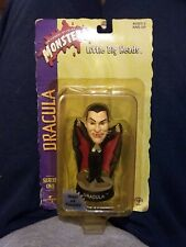Universal Studios 1998  Monsters Little Big Heads Dracula Sealed