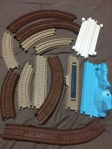 Thomas Train Trackmaster Tracks Lot 13 Pcs