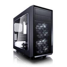 Fractal Design Focus G Computer Case with Side Window (fd-ca-focus-mini-bk-w)