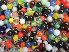 MARBLES BULK LOT 9/16 INCH A GREAT MIX FREE SHIPPING WHOLESALE 3 POUNDS MARBLES