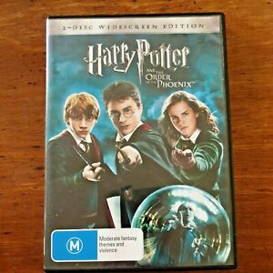 Harry Potter and the Order of the Phoenix Year Five 2-Disc R4 – FREE POST