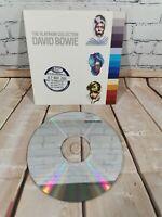 RARE DAVID BOWIE 6 TRACK PROMO CD SAMPLER PLATINUM COLLECTION PROMOTIONAL SAMPLE