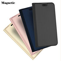 For OnePlus 7 Pro 6T 5T Flip Stand Wallet Leather Case Magnetic Ultra Slim Cover