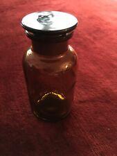 APOTHEKER FLASCHE BRAUN GLAS 500ML / 0,5 Liter