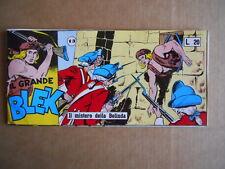 Il GRANDE BLEK Serie VI n°13 ed. Dardo - RISTAMPA ANASTATICA [G267-1]