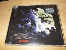 Michael Jackson - Scream  CD   (2017)