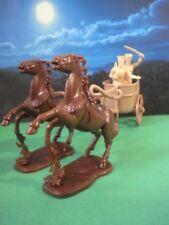 War Troy BIGA ACHEA Soldatini Greci Guerra di Troia Figurini 7 cm. Rari da Lod
