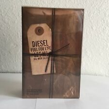 DIESEL Fuel For Life Eau de Toilette Spray For Men 4.2 oz New in Box Sealed EDT