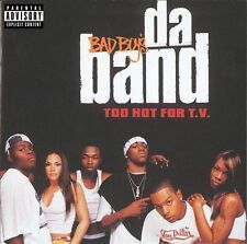 BAD BOYS DA BAND-TOO HOT FOR TV CD NEW
