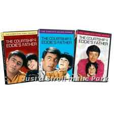 The Courtship of Eddie's Father Complete Series Season 1 2 3 Box/DVD Set(s) NEW!