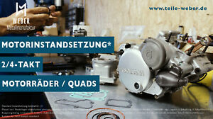 Aprilia SX Rotax 122 Austauschmotor Motor Tauschmotor Zylinder 125ccm 125 *