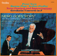 Peter Nero, A Fiedler & The Boston Pops Fantasy and Improvisations & Nero Goes..