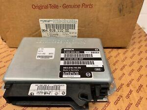Genuine Porsche 911 964 ECM Tiptronic Control Unit Bosch 0260002205 96461811000