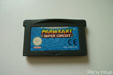 ►►►► NINTENDO GAME BOY ADVANCE GBA / Mario Kart Super Circuit [AGB-AMKP-EUR]