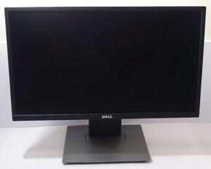 """DELL MONITOR PC 22"""" PROFESSIONAL P2217H 22"""" 1920X1080 LED HDMI VGA GRADO A"""