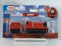 New Fisher-Price Thomas & Friends Track Master Push Along James Metal Engine