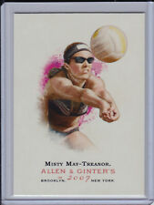Misty May-Treanor 2007 Topps Allen & Ginter Base Short Print SP USA Volleyball
