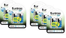 20 x AA 800 SERIES UNiROSS AA RECHARGEABLE BATTERIES (LR6,R6,HR6)