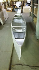 Grumman Aluminum Canoe 17 Ft, Pick Up Only, double-ender, Vintage Very good cond