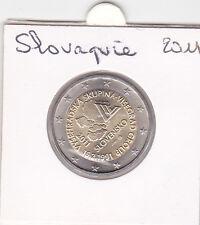 Pièces 2 euro - 2011  Slovaquie