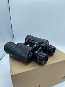 Lisenfeld 7x35 Field Binoculars Glasses Vintage Good Optics German Sportglas
