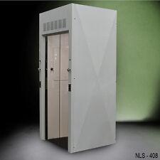 4' Walk-in  Laboratory Chemical Fume Hood W/ Curtain Sash NEW-