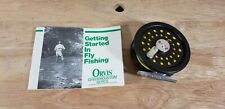 New listing Vintage Orvis 1915 Er Fly Fishing Reel with Manual