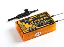 OrangeRx GA7003XS 7CH Receiver 3Axis Stabilize Orange RX Futaba Fasst S.Bus FS