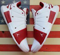Nike Air Jordan CP3.xi Chris Paul Basketball Shoe White/Red 17 & 18 [652141-301]