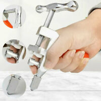 KQ_ DI- Durable Pro Metal Easy Glide Glass Tiles Marble Cutter Household Hand To