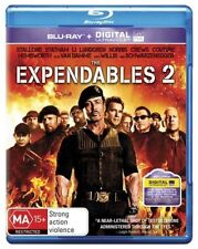 The Expendables 2 (Blu-ray, 2014)