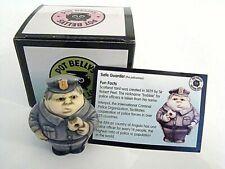 Harmony Kingdom Harmony Ball Pot Bellys Safe Guarder Figurine with Box Nib