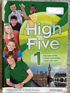High five. Student's book-Workbook. Per la Scuola Media: 1